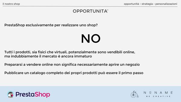 PrestaShop - Formazione Operativa